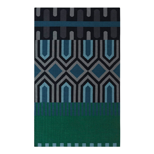 Alfombras Ndebele